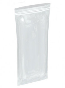 ถุงพลาสติกใส มีซิป 14x22ซม.