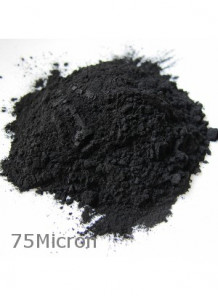 Activated Carbon (ผงถ่านกัมมันต์, 75micron)