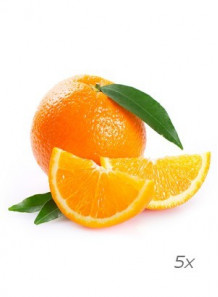 Sweet Orange Peel Oil (5 Fold)