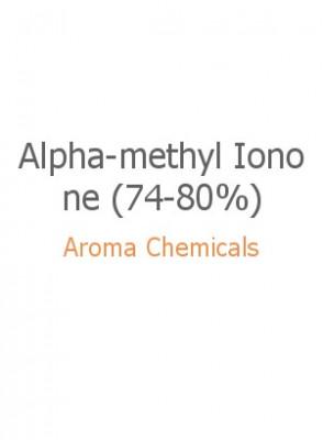 Alpha-methyl Ionone (74-80%)