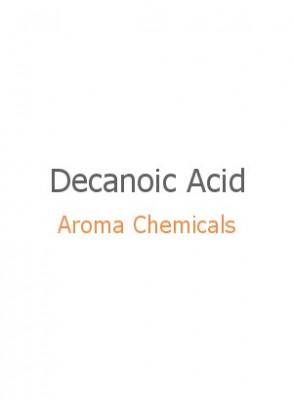 Decanoic Acid (C10, Capric Acid)