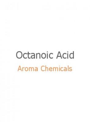 Octanoic Acid (C8, Caprylic Acid), FEMA 2799
