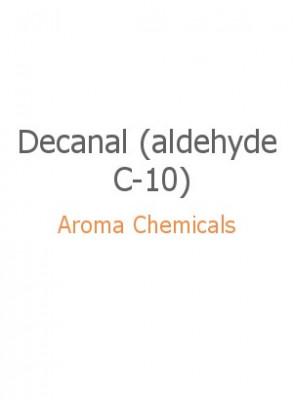 Decanal (aldehyde C-10), FEMA  2362