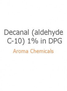 Decanal (aldehyde C-10) 1% in DPG