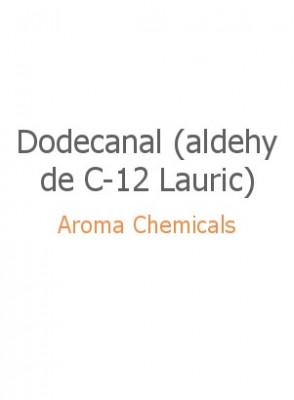 Dodecanal (aldehyde C-12 Lauric), FEMA 2615