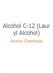 Alcohol C-12 (Lauryl Alcohol)