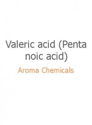 Valeric acid (Pentanoic acid)