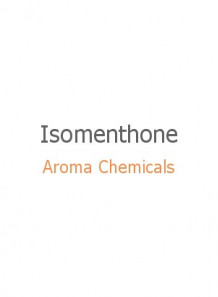 Isomenthone