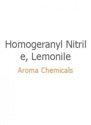 Homogeranyl Nitrile, Lemonile