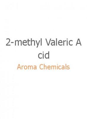 2-methyl Valeric Acid, FEMA 2754