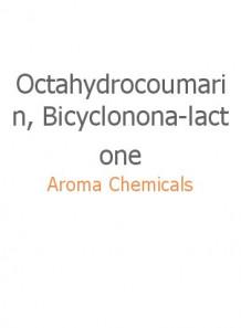 Octahydrocoumarin, Bicyclonona-lactone