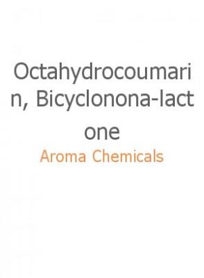 Octahydrocoumarin, Bicyclonona-lactone, FEMA 3791