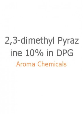 2,3-dimethyl Pyrazine 10% in DPG