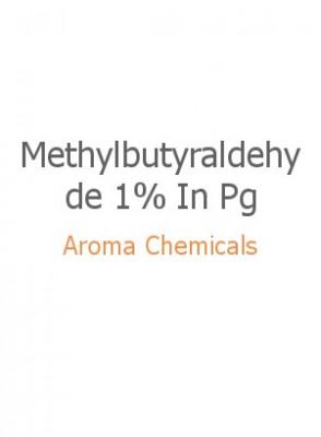 Methylbutyraldehyde 1% In Pg