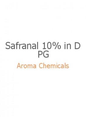 Safranal 10% in DPG