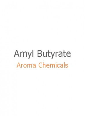 Amyl Butyrate, FEMA 2059