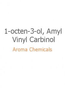 1-octen-3-ol, Amyl Vinyl Carbinol