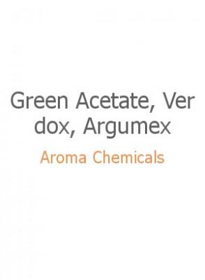 Green Acetate, Verdox, Argumex