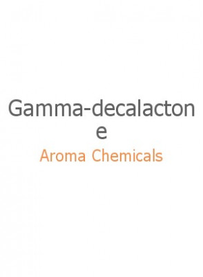 Gamma-decalactone, FEMA 2360