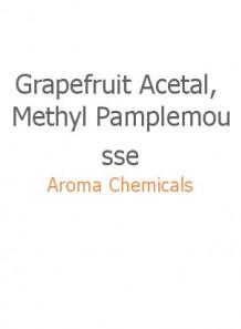 Grapefruit Acetal, Methyl Pamplemousse