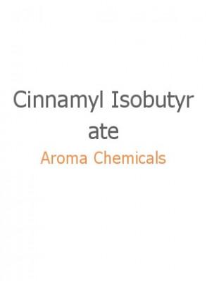 Cinnamyl Isobutyrate, FEMA 2297