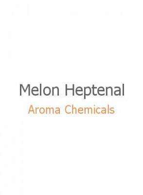 Melon Heptenal (2,6-dimethyl-5-heptenal), FEMA 2389