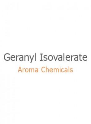 Geranyl Isovalerate, FEMA 2518