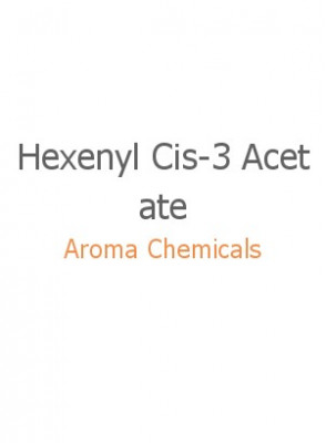 Hexenyl Cis-3 Acetate