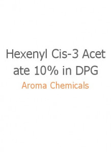 Hexenyl Cis-3 Acetate 10% in DPG