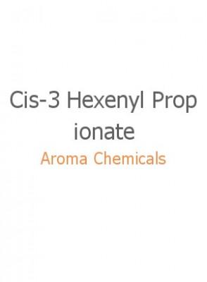 Cis-3 Hexenyl Propionate