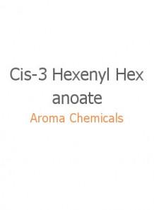 Cis-3 Hexenyl Hexanoate