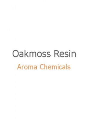 Oakmoss Resin