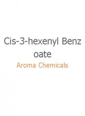 Cis-3-hexenyl Benzoate, FEMA 3688