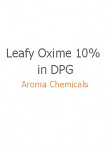 Leafy Oxime 10% in DPG