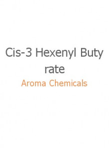 Cis-3 Hexenyl Butyrate