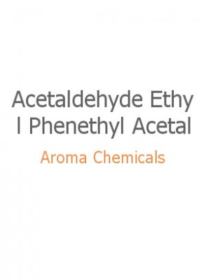 Acetaldehyde Ethyl Phenethyl Acetal