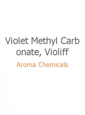 Violet Methyl Carbonate, Violiff