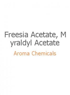 Freesia Acetate, Myraldyl Acetate