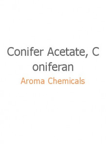 Conifer Acetate, Coniferan