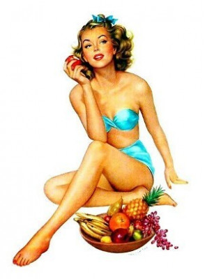 Fruit Salad Girl