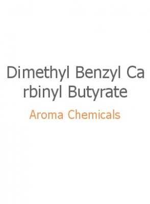 Dimethyl Benzyl Carbinyl Butyrate