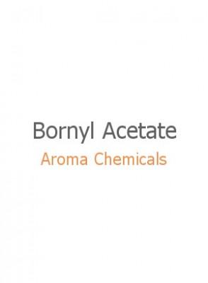 Bornyl Acetate, FEMA 2159