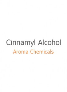 Cinnamyl Alcohol