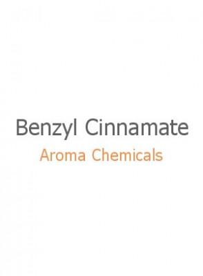 Benzyl Cinnamate, FEMA 2142