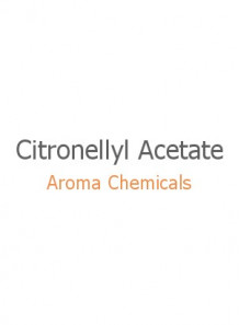 Citronellyl Acetate