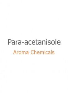 Para-acetanisole