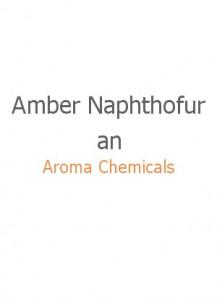 Amber Naphthofuran