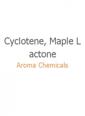 Cyclotene, Maple Lactone