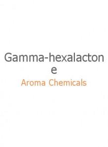 Gamma-hexalactone