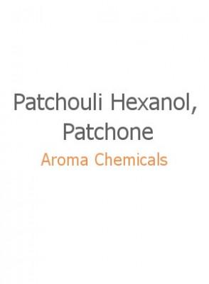Patchouli Hexanol, Patchone